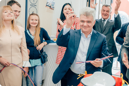 Открытие клиники профессора Феськова в Киеве