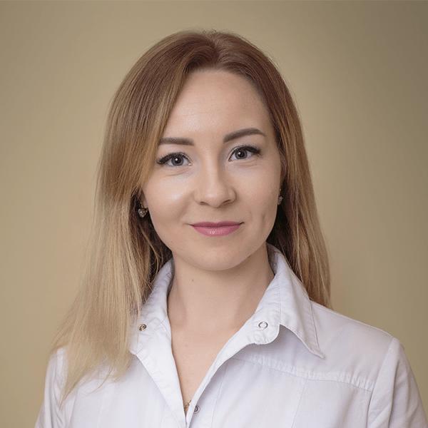 Мастименко Алёна Геннадиевна