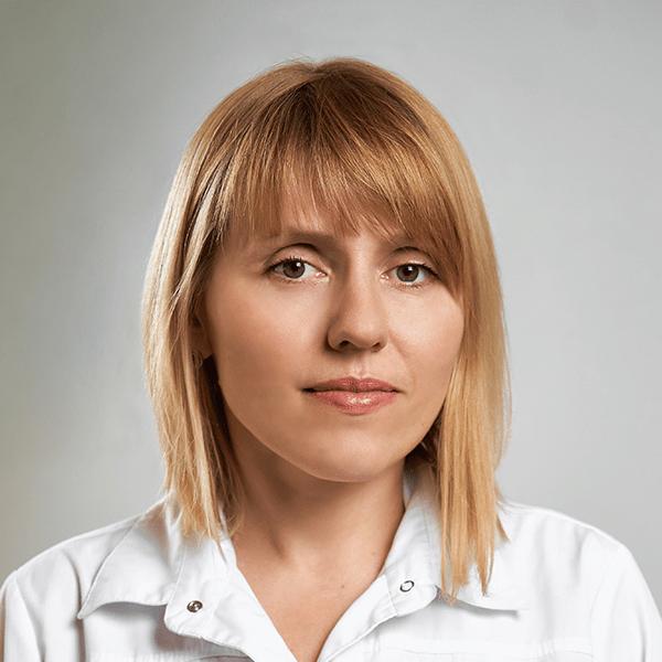 Блажко Елена Васильевна