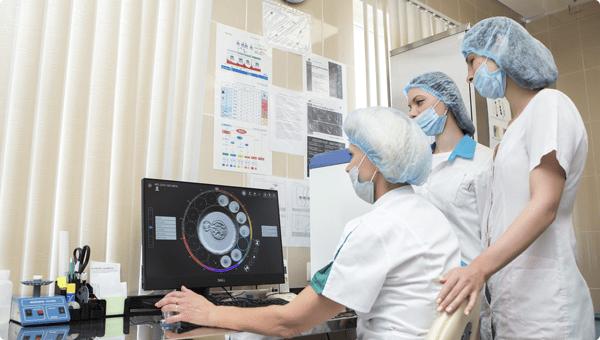 Відділення допоміжних репродуктивних технологій та ЕКЗ