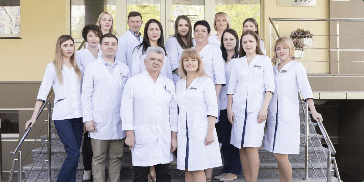 Команда клініки Феськова 7
