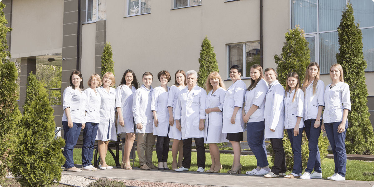 Команда клініки Феськова 1