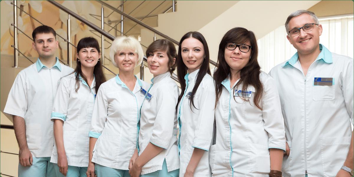 Команда клініки Феськова 3