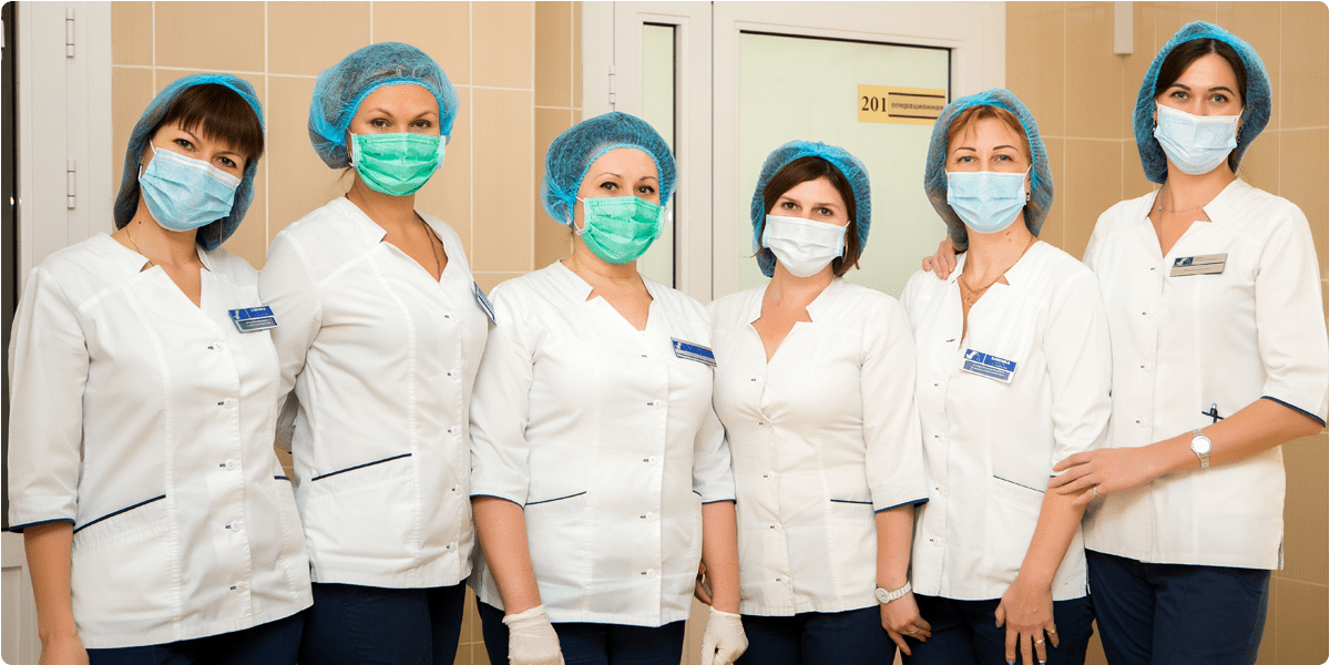 Команда клініки Феськова 6