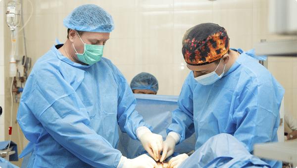Відділення оперативних методів лікування