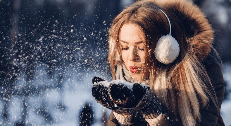 Зима и ее влияние на женское здоровье